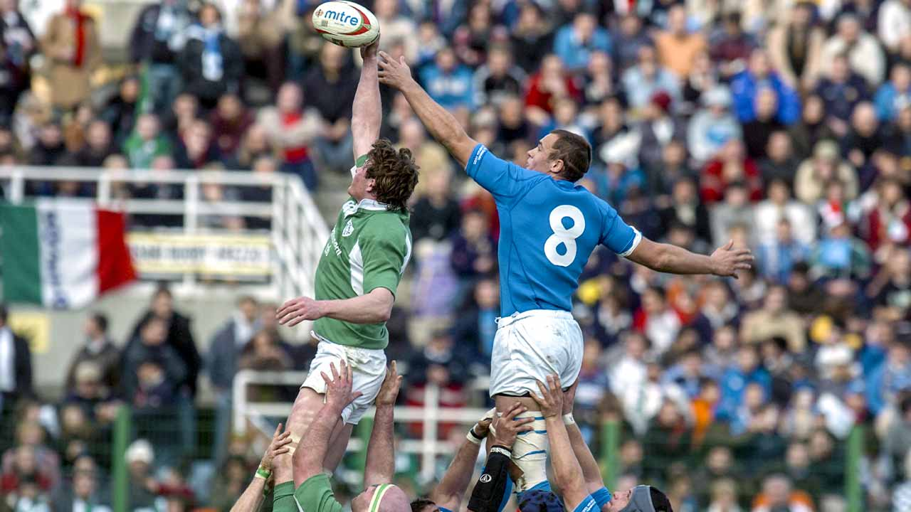 Rugby Six Nations | Italy vs France